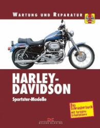 Harley-Davidson Sportster (ISBN: 9783667109941)