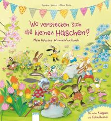 Wo verstecken sich die kleinen Hschen? (ISBN: 9783401712932)