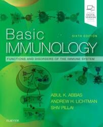 Basic Immunology - Abul Abbas (ISBN: 9780323549431)
