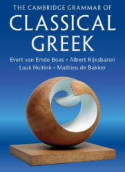 Cambridge Grammar of Classical Greek (ISBN: 9780521127295)
