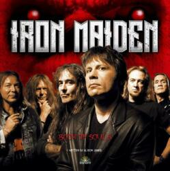 Iron Maiden Book of Souls - A. James (ISBN: 9781912332250)