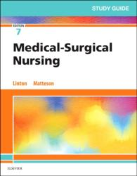 Study Guide for Medical-Surgical Nursing (ISBN: 9780323554589)