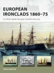 European Ironclads 1860-75 - Angus Konstam (ISBN: 9781472826763)