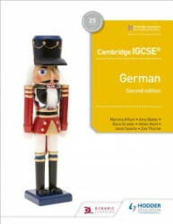 Cambridge IGCSE (TM) German Student Book Second Edition - Mariela Affum, Amy Bates, Alice Gruber (ISBN: 9781510447561)