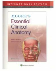 Moore's Essential Clinical Anatomy (ISBN: 9781975114435)