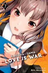 Kaguya-sama: Love Is War, Vol. 7 (ISBN: 9781974701391)