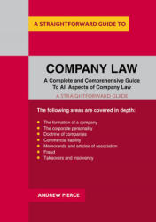 Company Law (ISBN: 9781847169020)