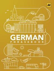 German Phrase Book (ISBN: 9780749581664)