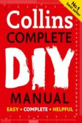 Collins Complete DIY Manual - Albert Jackson (2011)