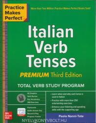 Practice Makes Perfect: Italian Verb Tenses, Premium Third Edition (ISBN: 9781260453430)