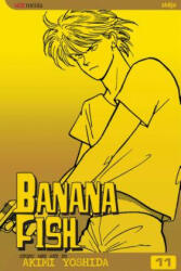 Banana Fish, Vol. 11 (ISBN: 9781421501345)
