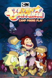 Steven Universe Original Graphic Novel: Camp Pining Play - Rebecca Sugar, Nicole Mannino, Lisa Sterle, Nimali (ISBN: 9781684153404)