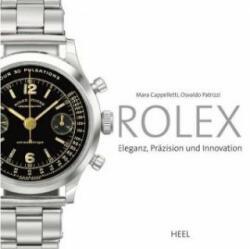 Mara Cappelletti, Osvaldo Patrizzi - Rolex - Mara Cappelletti, Osvaldo Patrizzi (ISBN: 9783958436008)