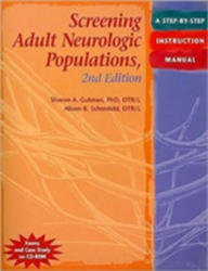 Screening Adult Neurologic Populations - A Step-by-Step Instruction Manual (ISBN: 9781569002575)