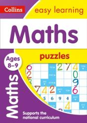 Maths Puzzles Ages 8-9 (ISBN: 9780008266059)