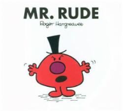 Mr. Rude, Paperback (ISBN: 9781405289788)