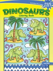 SPARK Dinosaurs Coloring Book (ISBN: 9780486822785)