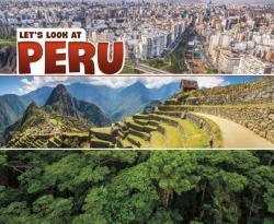 Let's Look at Peru (ISBN: 9781474753050)