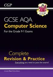 New GCSE Computer Science AQA Complete Revision & Practice - Grade 9-1 (ISBN: 9781789082715)