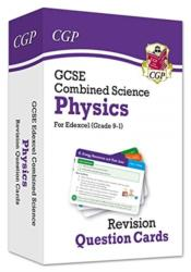 New 9-1 GCSE Combined Science: Physics Edexcel Revision Question Cards (ISBN: 9781789082777)