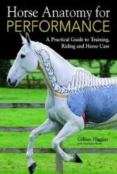 Horse Anatomy for Performance - Gillian Higgins (2012)