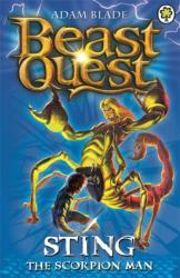 Beast Quest: Sting the Scorpion Man - Adam Blade (2008)