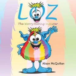Loz The Worry-Eating Monster (ISBN: 9781528916943)