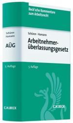 Arbeitnehmerberlassungsgesetz (ISBN: 9783406638954)