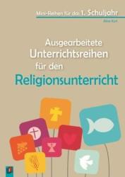 Ausgearbeitete Unterrichtsreihen fr den Religionsunterricht (ISBN: 9783834625014)