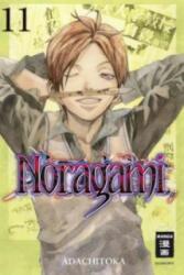 Noragami 11 (ISBN: 9783770485727)