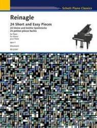 24 Short and Easy Pieces. Klavier (ISBN: 9783795798840)