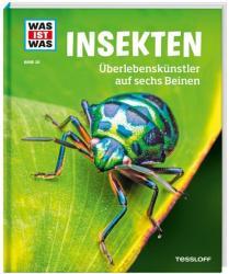 WAS IST WAS Insekten (ISBN: 9783788621087)