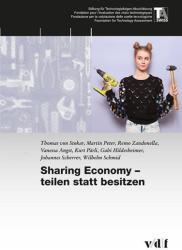 Sharing Economy - teilen statt besitzen (ISBN: 9783728138804)
