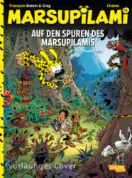 Marsupilami 11: Auf den Spuren des Marsupilamis (ISBN: 9783551799111)