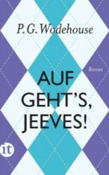 Auf geht's, Jeeves! (ISBN: 9783458363866)