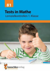Tests in Mathe - Lernzielkontrollen 1. Klasse (ISBN: 9783881001816)