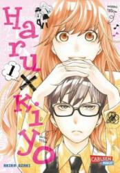 Haru x Kiyo 1 - Akira Ozaki, Sakura Ilgert (ISBN: 9783551772626)
