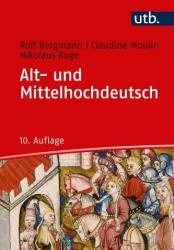Alt- und Mittelhochdeutsch (ISBN: 9783825251949)