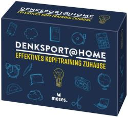 Denksport@home (ISBN: 9783964550132)
