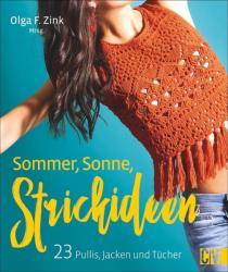 Sommer, Sonne, Strickideen (ISBN: 9783841065421)