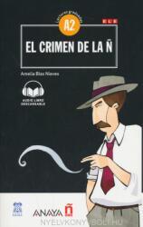 Lecturas Graduadas: El crimen de la N A2 - Audio Libro descargable (ISBN: 9788469846469)