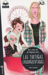 Lecturas Graduadas: Los casos de la Agencia Ene: Las tortugas ensangrentadas A2 - Audio Libro descargable (ISBN: 9788469846483)