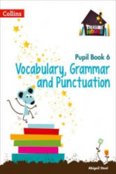 Year 6 Vocabulary, Grammar and Punctuation Pupil Book (ISBN: 9780008133313)