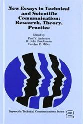 New Essays in Technical and Scientific Communication - Research, Theory, Practice (ISBN: 9780415786089)