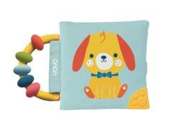 My Soft Rattle and Teether Book: Dog (ISBN: 9789463781084)