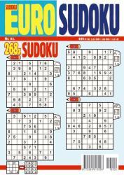 EURO Sudoku 2019/2 (ISBN: 9772064616923)