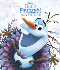 Disney Olaf's Frozen Adventure - Amy Sky Koster (ISBN: 9781474890915)