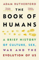 Book of Humans - Adam Rutherford (2018)