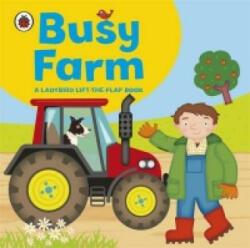 Ladybird Lift-the-flap Book: Busy Farm (2011)