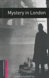 Oxford Bookworms Library: Starter: Mystery in London (2008)